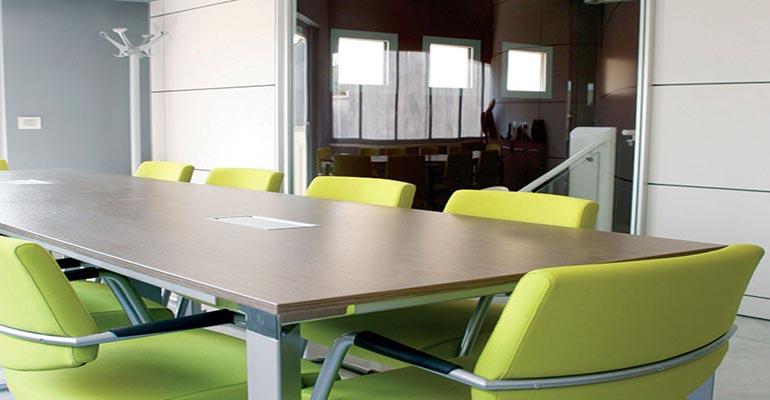 Pareti divisorie - mobili per ufficio