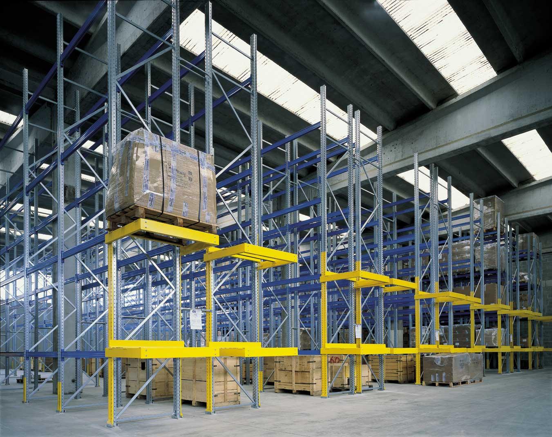 Scaffalatura industriale soppalco ascoli-marche-teramo-abruzzo-molise