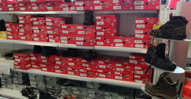 Scaffale negozio ferramenta marche-ascoli-abruzzo-teramo-molise