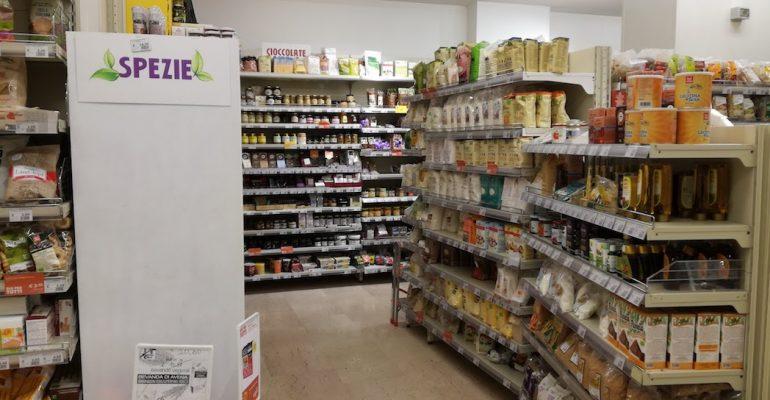 Scaffale arredo negozio marche-ascoli-abruzzo-teramo-molise
